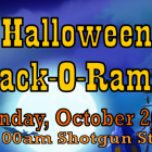 6th Annual Halloween Hack-O-Rama! Sign-up Now!