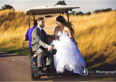 Piper's Heath Private Wedding Golf Limousine Chauffeur