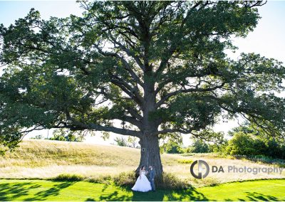 Piper's Heath Golf Club Large Tree Wedding Photo Opportunity