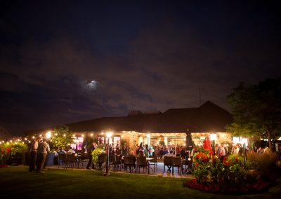 Piper's Heath Outdoor Patio Wedding